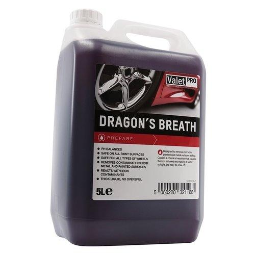 ValetPro Dragons Breath Velgenreiniger Vliegroestverwijderaar Lak & Metaal Reiniging
