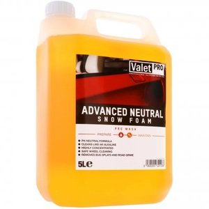 ValetPro SnowFoam Advanced Neutural 5 Ltr
