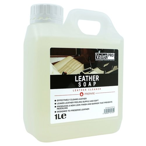 ValetPro Leather soap  Valet PRo