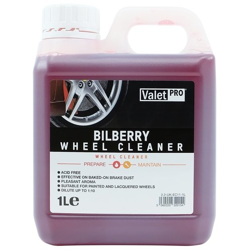 ValetPro Velgenreiniger / Bilberry Wheelcleaner van Valet PRo