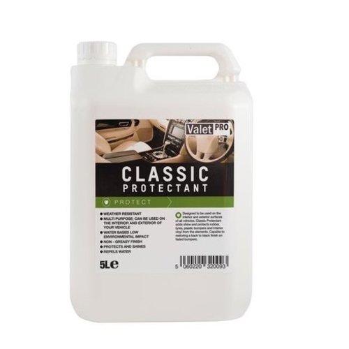 ValetPro Classic Protectant voor herstel van alle kunststoffen van Valet Pro