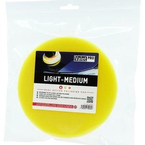 valet pro Polijst pad Light-Medium (Geel)