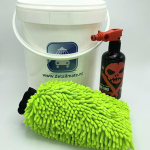 VooDoo Ride Detailmate Autowaspakket-cadeau voor de feestdagen-autowassen