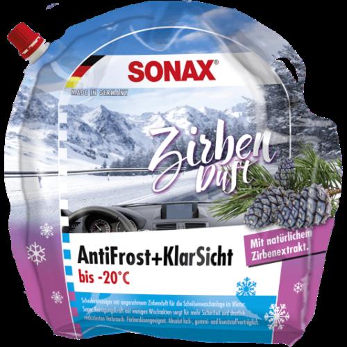 Sonax Winterset-met Gratis wasemmer 19 Ltr twv € 14,-