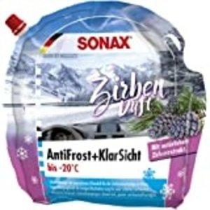 Sonax ruitenreiniger 3 Ltr antivries -20 graden