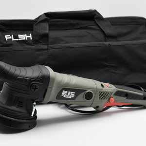 PLSH Excentrische PLSH Polijstmachine H15 incl tas en pad