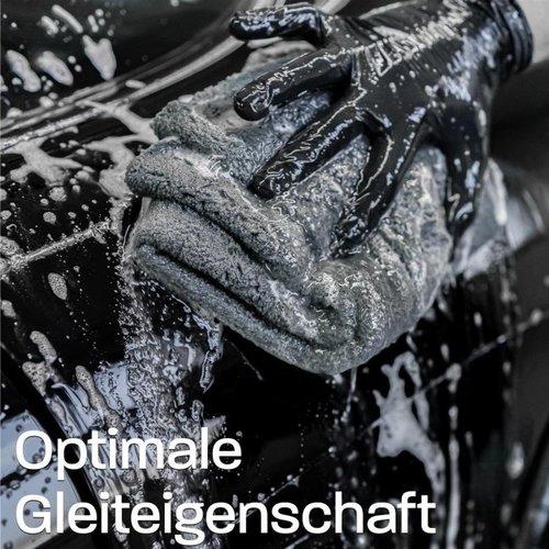 Nuke Guys 2x Microfiber droogdoek, Nuke Guys, 40x60 cm 550 gr/m2, grijs en wit