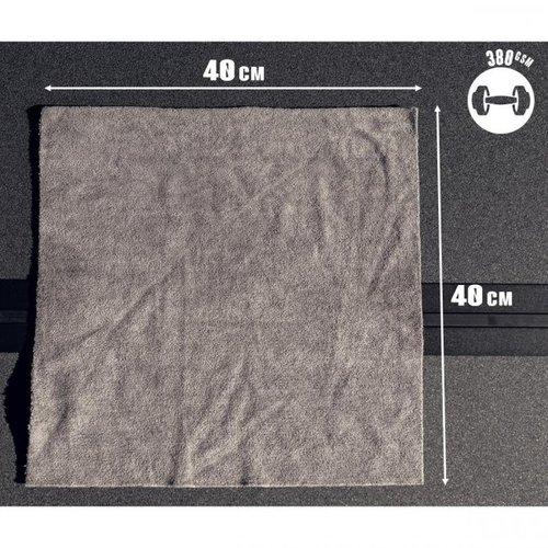 Nuke Guys 5 x Nuke Guys microfiber multifunctionele poetsdoekjes 40x40 cm 380 gr/m2