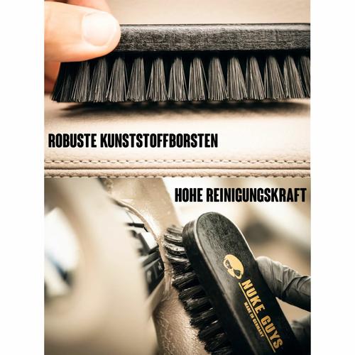 Nuke Guys Nuke Guys, Leer en Bekleding reiniging set, made in Germany top kwaliteit!
