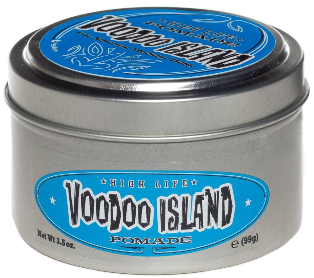 High life Voodoo island pomade - Pomade-online.nl