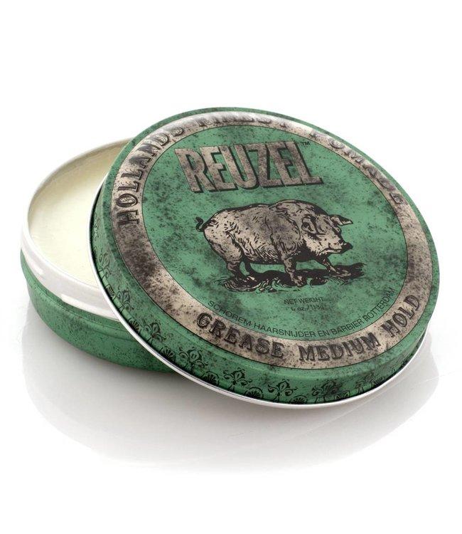 Reuzel Grease Medium Hold (Green) 113gr