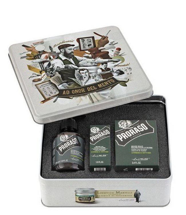 Proraso Giftset Beard Cypress & Vetyver