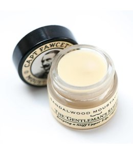 Captain Fawcett's Sandalwood Moustache Wax