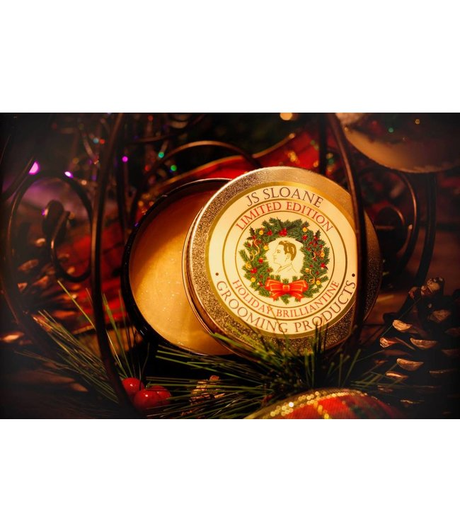 JS Sloane Holiday Brilliantine *Limited Edition*