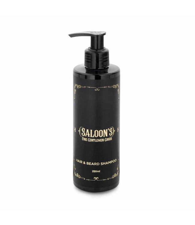 Saloon's Hair & Beard Shampoo