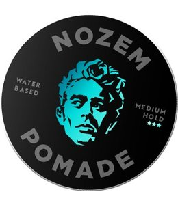 Nozem No.1 Medium Hold Pomade (Vernieuwd)