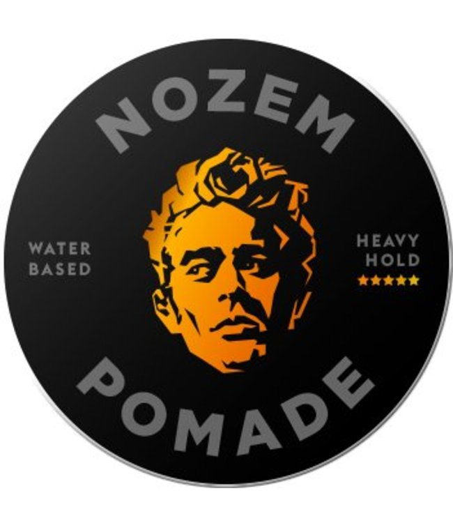 Nozem No.2 Heavy Hold Pomade