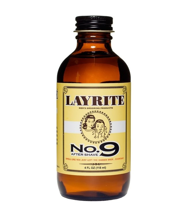 layrite Layrite No.09 Bay Rum After Shave
