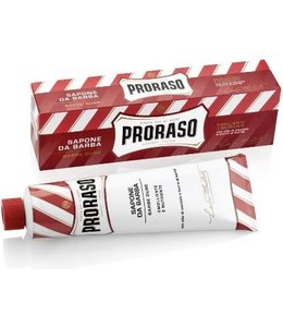 Proraso Scheercreme Tube Sandalwood 150 ml