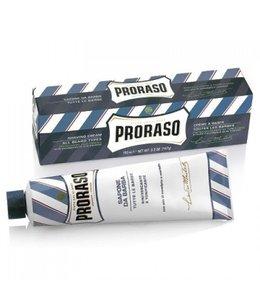 Proraso Shaving cream Aloe Vera 150ml Tube