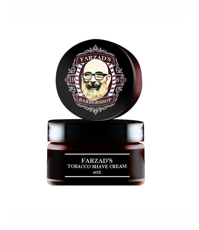 Crown Shaving Co. Farzad's Tobacco Shave Cream