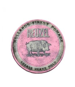 Reuzel Grease Heavy Hold Pomade (Pink) 113gr