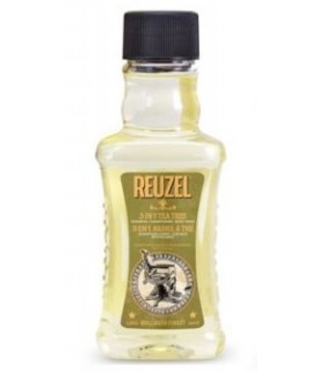 Reuzel Reuzel 3-in-1 Tea Tree Shampoo 100ml