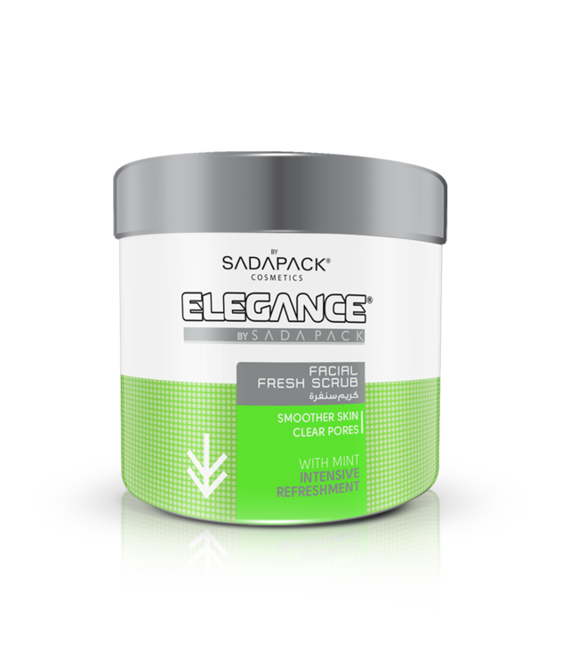 Elegance Facial Scrub 500ml