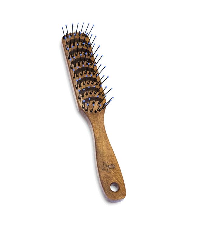 The Bluebeards Revenge Wooden Vent Brush