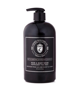 Crown Shaving Co. Hair & Body Wash
