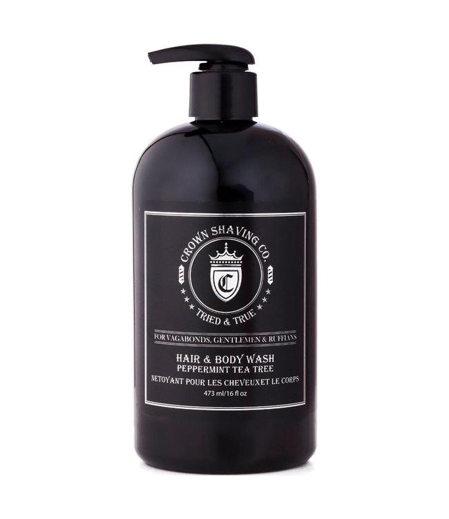 Crown Shaving Co. Hair & Body Wash