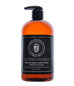 Crown Shaving Co. Deluxe Hair & Body Wash