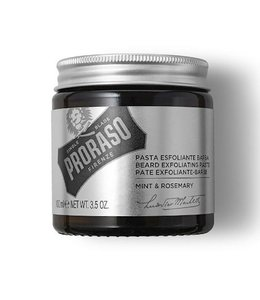 Proraso Beard Exfoliating Paste Beard Scrub 100ml