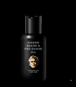 Nozem Beard & Pre-Shave Oil