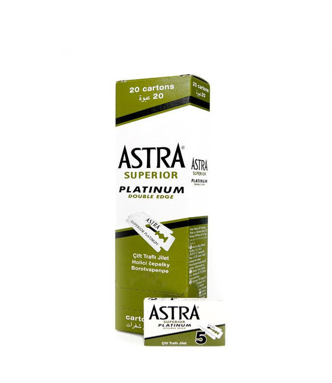 ASTRA Blades 20x5