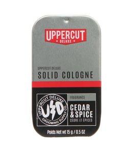 UPPERCUT Solid Cologne Cedar & Spice
