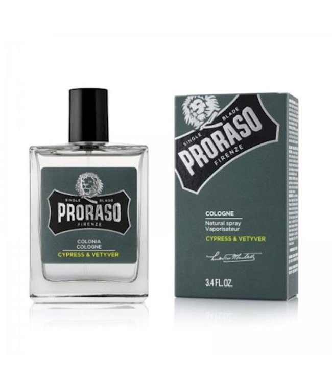 Proraso Cologne Cypress & Vetyver 100ml