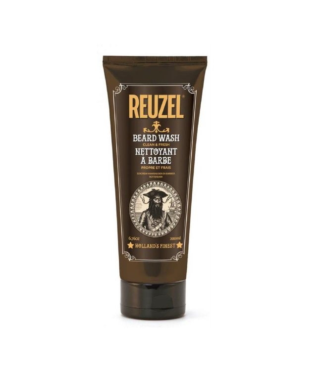 Reuzel Beard Wash Clean & Fresh 200ml