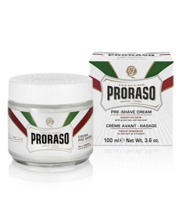 Proraso Pre-after shave crème gevoelige huid