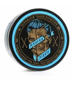 Modern Pirate Superior Hair Pomade (Blue)