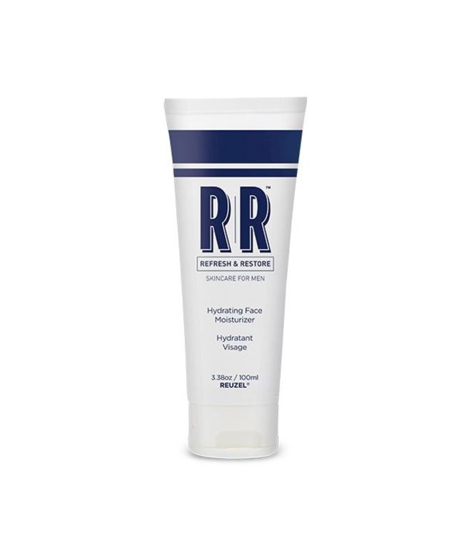 Reuzel Skincare Hydrating Face Moisturizer.