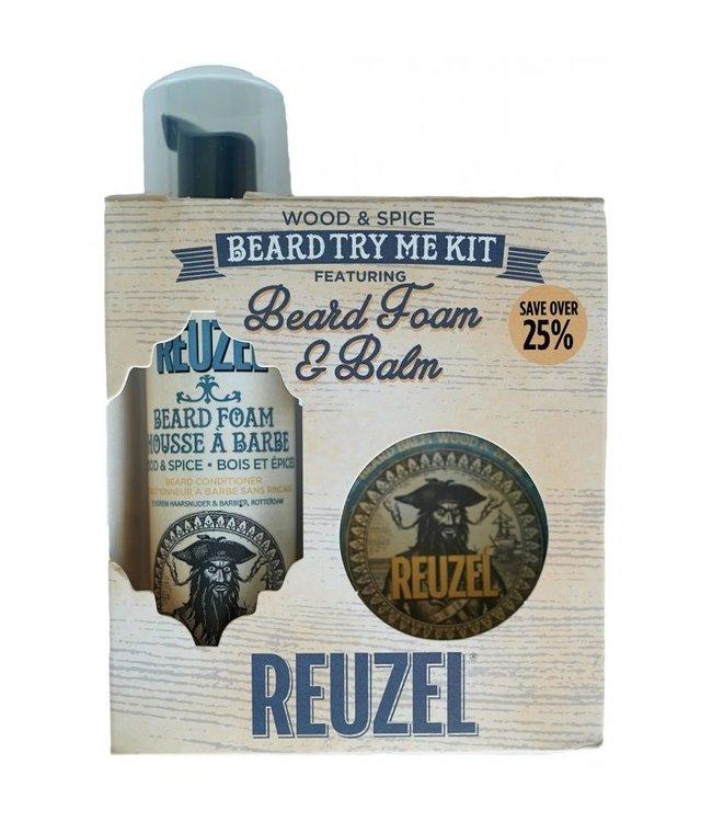 Reuzel Baardset Wood & Spice