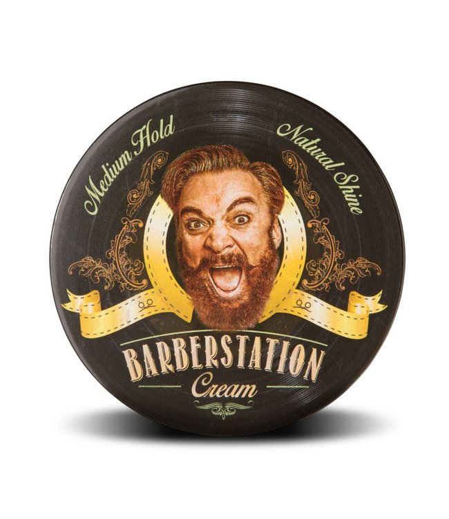 Barberstation Cream