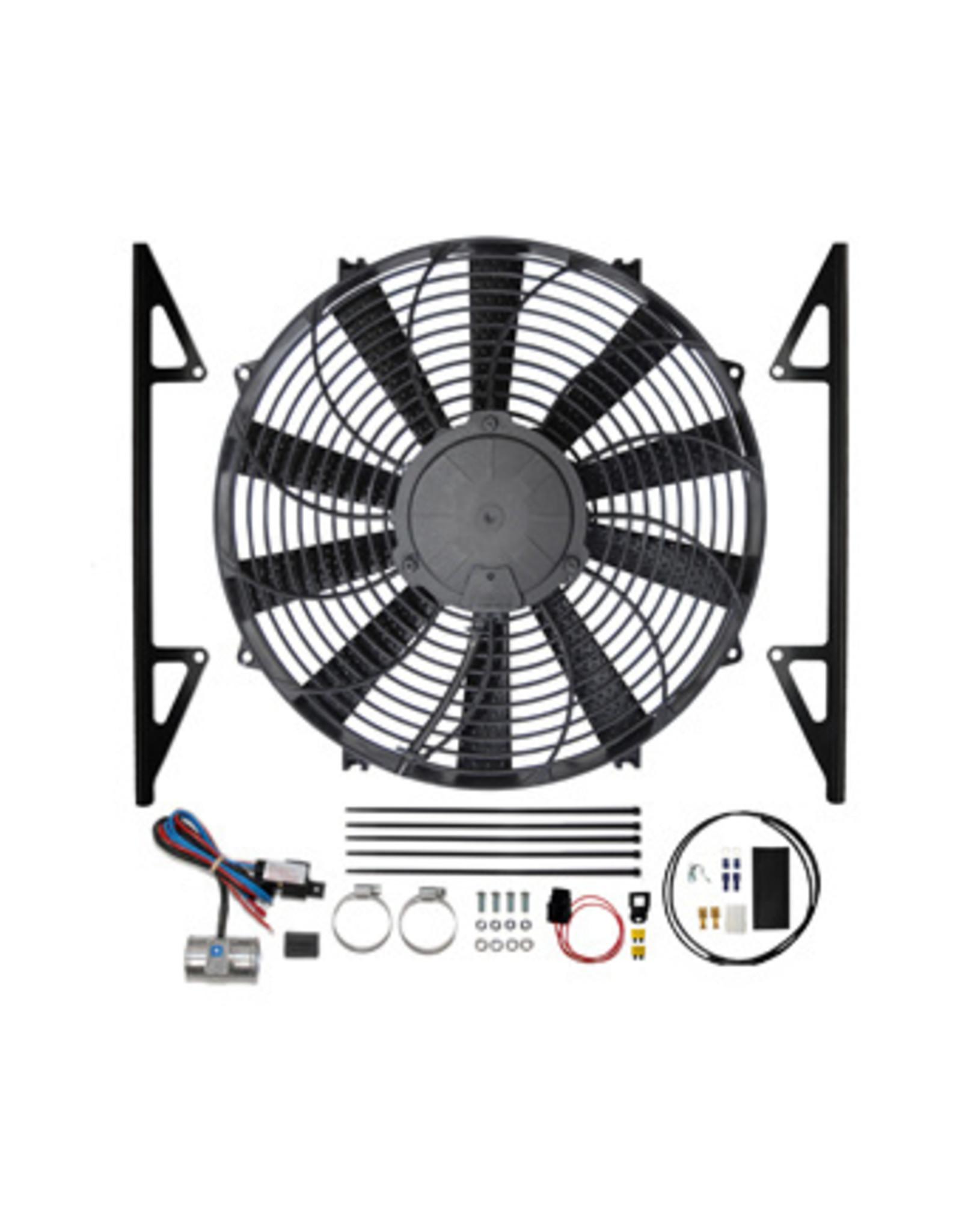 Revotec Austin Healey 3000 Blowing Fan Kit
