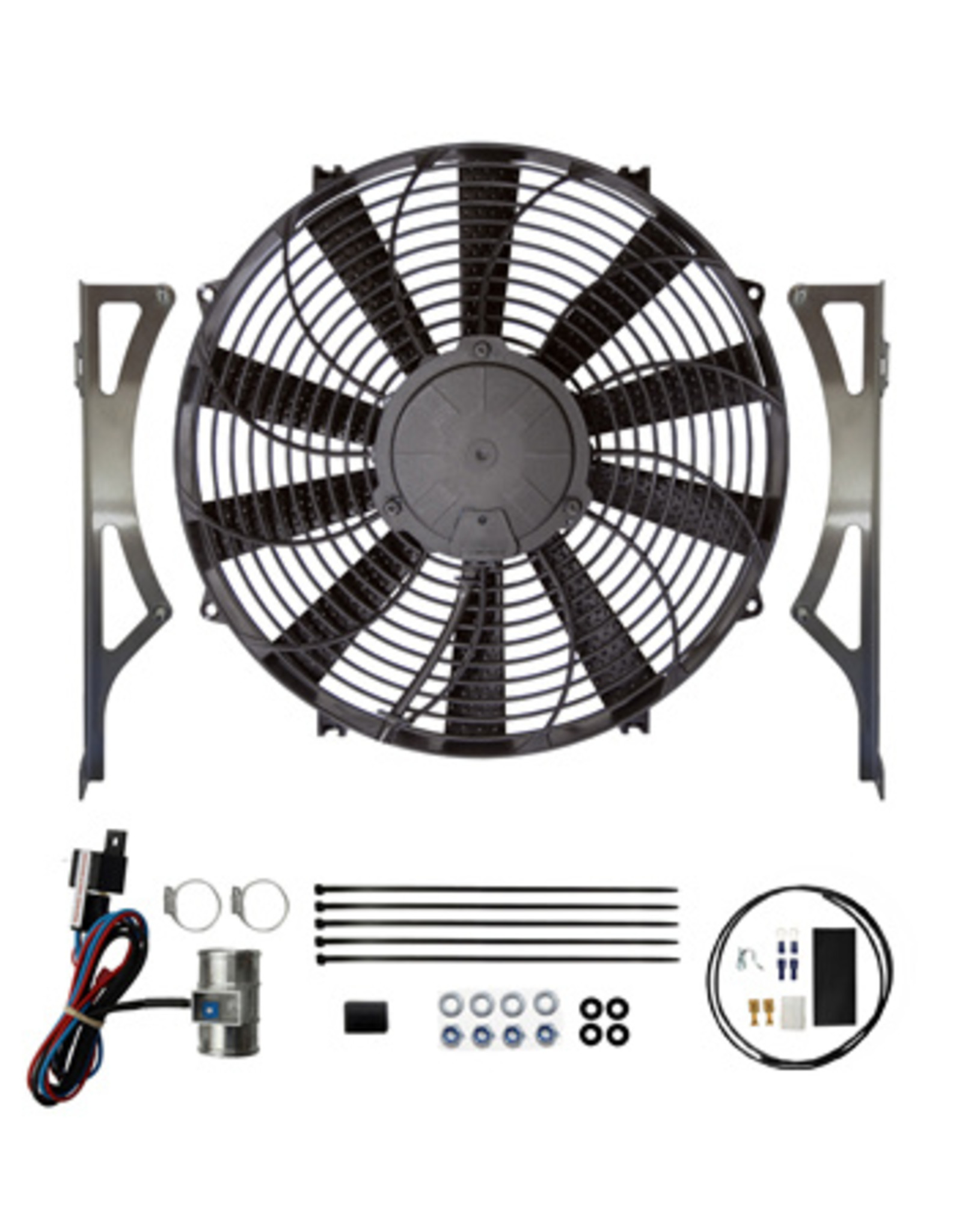 Revotec Jaguar XK150 Cooling Fan Kit