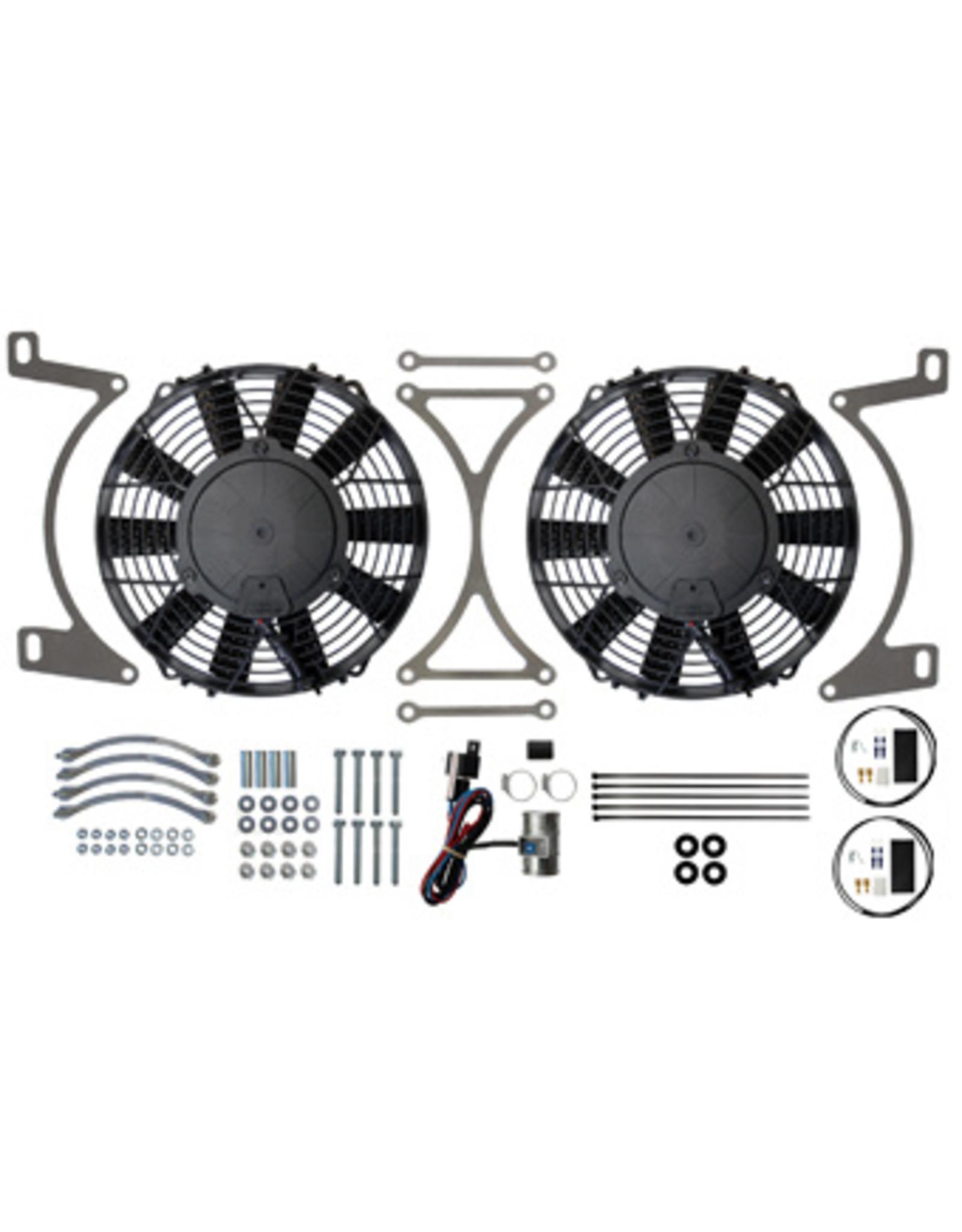 Revotec MGB V8 (Twin Fan)