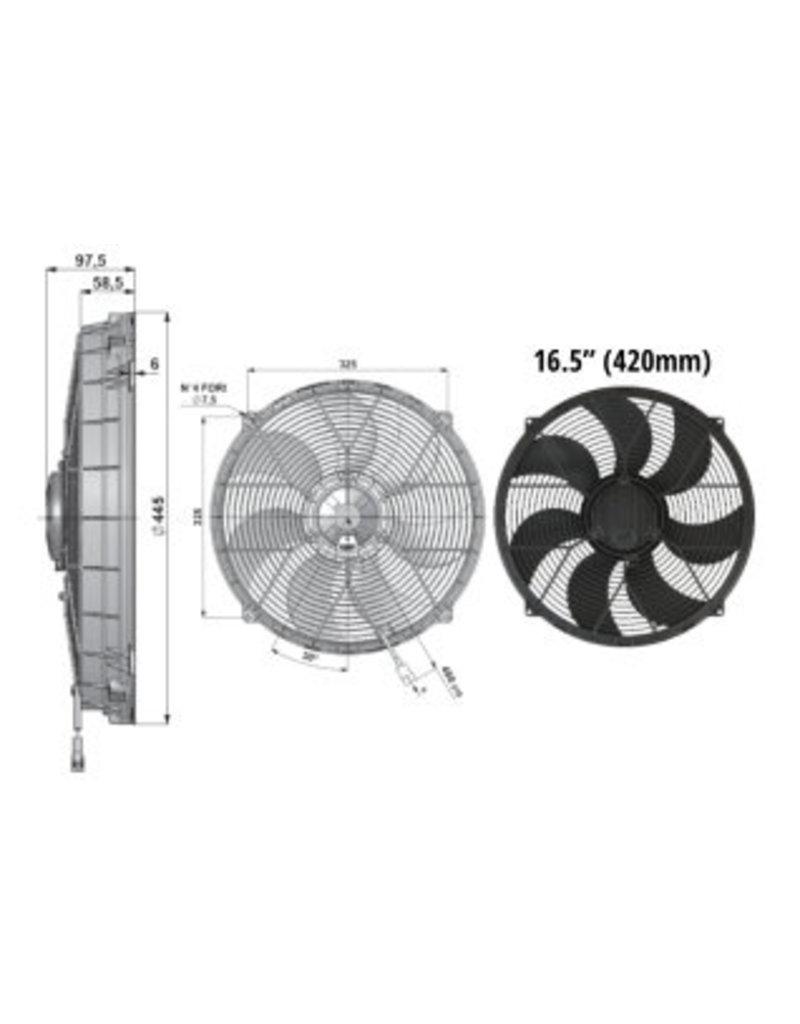 """Comex 16.5"""" (420mm) Sucker/Puller"""