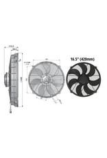 """Comex 16.5"""" (420mm) Sucker/Puller - Very High Power Fan"""