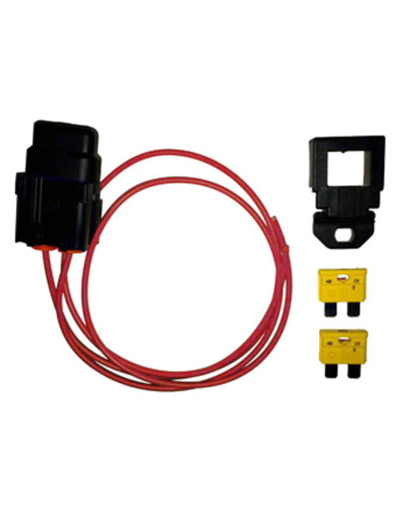 Comex Inline Fuse Kit - Negative Earth