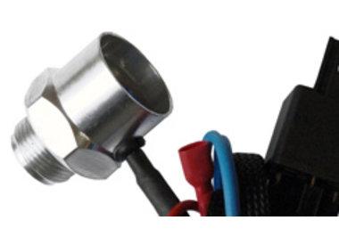 Elektronische Lüftersteuerung mit Gewinde